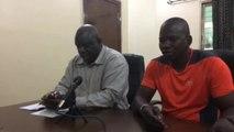 Kassim Traore - Situation de la radio Renouveau FM : Conférence de presse des clubs de la presse