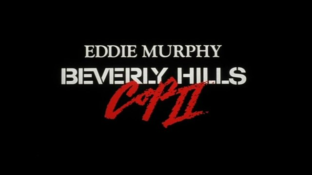 Beverly Hills Cop II / Le Flic de Beverly Hills 2 (Trailer - Bande annonve OV + Bonus OV-VF Movies Version 1987) HD - HQ - 16.9