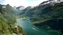Découvrez Les Fjords De La Norvège