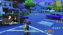 The MYSTERY GUN CHALLENGE! Fortnite: Battle Royale - video