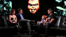 Chucky and Don Mancini (Curse of Chucky)