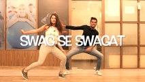 Swag se Karenga Sabka Swagat Sexy Hot Couple Amazing Dance 2018