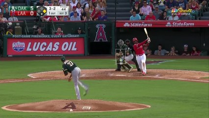 Athletics' Ramon Laureano Pulls Off Incredible Double Play