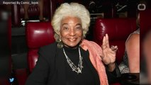 Actress Nichelle Nichols Diagnosed With Dementia