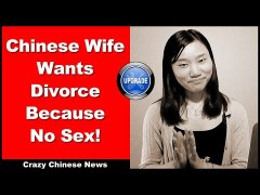 Chinese Wife Wants Divorce Because No Sex Intermediate Chine
