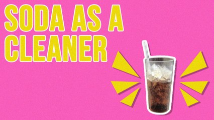 Using Soda As A Cleaner