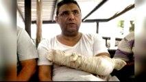 Al Jazeera's Mahmoud Hussein spends 600th day in Egyptian jail