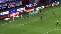 Le contrôle génial d'Iniesta dans le championnat japonais