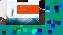 About For Books  Alternative Investments: CAIA Level II (Caia Knowledge)  For Full