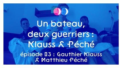 Deux nuits avec Gauthier Klauss et Matthieu Péché