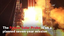 NASA Launches First Ever Solar Probe To 'Touch The Sun'