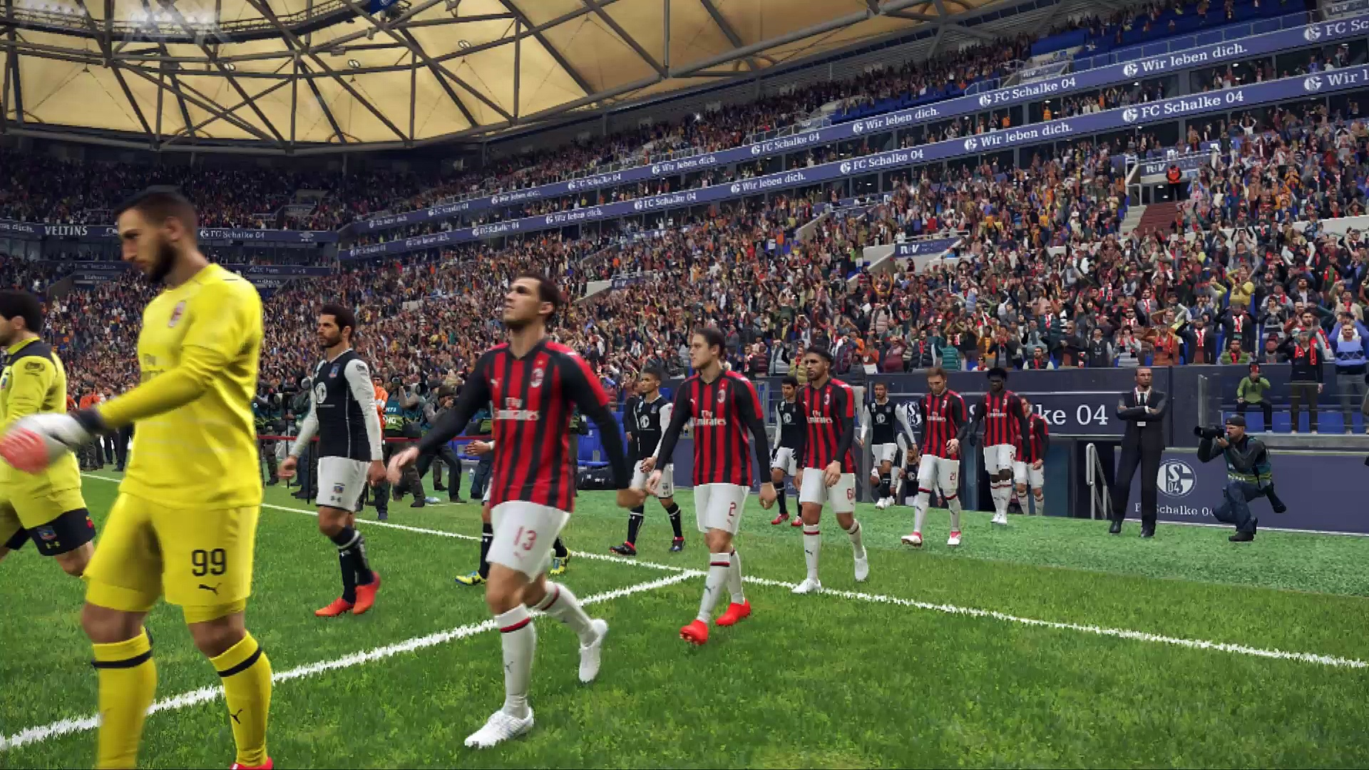 PES2019 PC Milan-Colo Colo demo