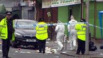 Ten injured in Moss Side shooting