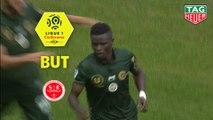 But Moussa DOUMBIA (2ème) / OGC Nice - Stade de Reims - (0-1) - (OGCN-REIMS) / 2018-19
