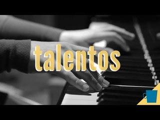 "Talentos - Louise Woolley em ""A Caminho"""