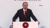 Trabzon - Cumhurbaşkanı Erdoğan 'iş Dünyası ve Sivil Toplum Kuruluşları Buluşması Toplantısında...