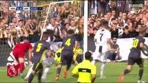 Juventus vs Juventus U21 5-0 Cristiano Ronaldo Debut 2018
