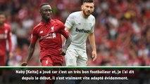 "Liverpool - Klopp : ""Naby Keita s'est très vite adapté"""