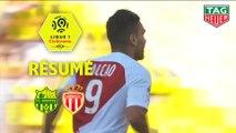 FC Nantes - AS Monaco (1-3)  - Résumé - (FCN-ASM) / 2018-19
