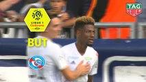 But Nuno DA COSTA (78ème) / Girondins de Bordeaux - RC Strasbourg Alsace - (0-2) - (GdB-RCSA) / 2018-19