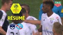 Girondins de Bordeaux - RC Strasbourg Alsace (0-2)  - Résumé - (GdB-RCSA) / 2018-19