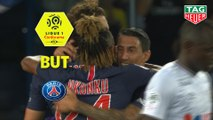 But Adrien RABIOT (35ème) / Paris Saint-Germain - SM Caen - (3-0) - (PARIS-SMC) / 2018-19