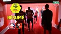 LOSC - Stade Rennais FC (3-1)  - Résumé - (LOSC-SRFC) / 2018-19