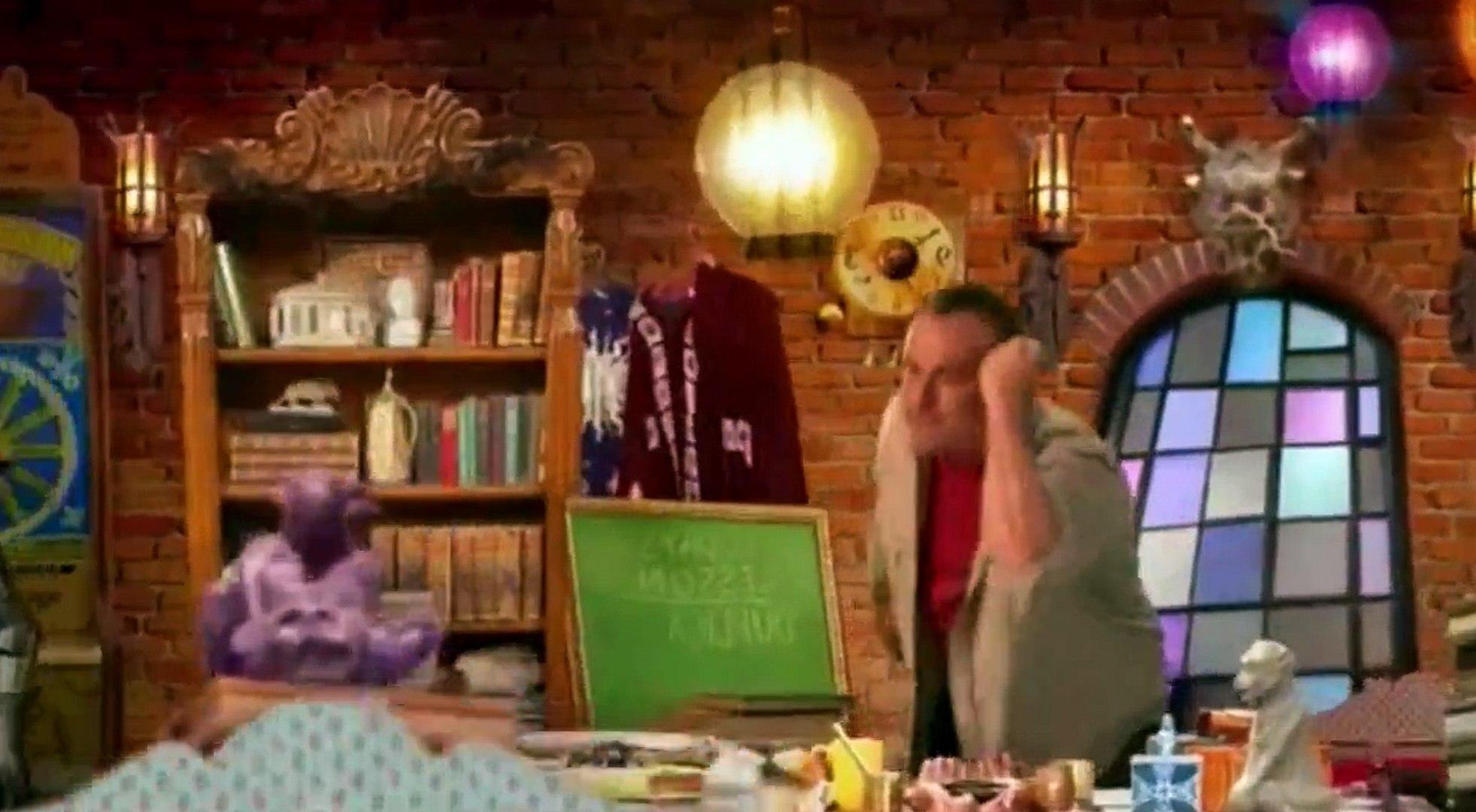Wizards of Waverly Place - S 3 E 12 - Dude Looks Like Shakira
