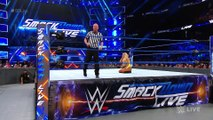 Carmella vs. Charlotte Flair - SummerSlam Title Match Opportunity  SmackDown LIVE, July 31, 2018