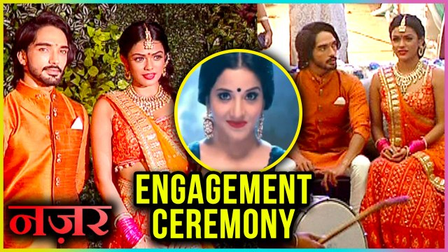 Ruby And Ansh Get ENGAGED | Dance Performance | Nazar