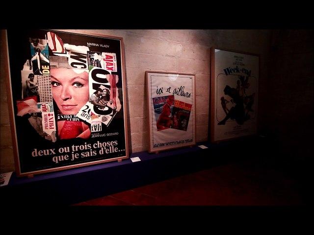 Jean-Luc Godard aux Rencontres d'Arles