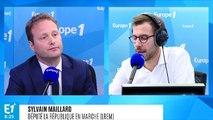 """Démissions de maires : Sylvain Maillard appelle au """"regroupement des petites communes"""""""
