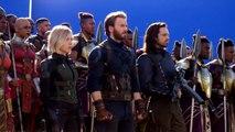 Avengers: Infinity War - Behind the Scenes & Deleted Scenes