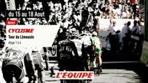 TOUR DU LIMOUSIN, bande-annonce - CYCLISME - TOUR DU LIMOUSIN