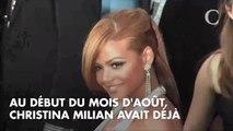 """PHOTO. """"Finalement"""" : Christina Milian très heureuse de retrouver son chéri M Pokora"""