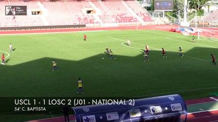 N2 J01 : USCL 1 - 1 LOSC 2 (C. Baptista)