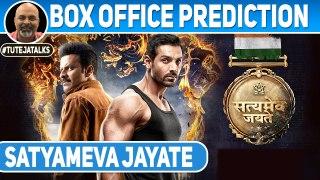Satyameva Jayate | Box Office Prediction | John Abraham | Manoj Bajpayee | #TutejaTalks