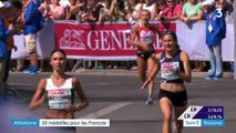 Championnats d'Europe : la France termine à la quatrième position