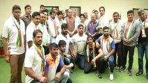 Rajnath Singh felicitates Indian wrestling team for Asian Games | Oneindia News