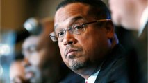 Rep. Keith Ellison Denies Domestic Abuse Allegations