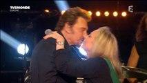 Johnny Hallyday et Véronique Sanson - La musique que j'aime - 2015