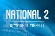 National 2 | Les buts de Nice - OM (3-3)