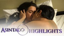 Asintado: Ana and Gael's first night as married couple | 148