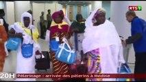 Pèlerinage : arrivée des pèlerins à Médine