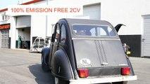 Burton 2CV Parts - 100% emission free Citroën 2CV!