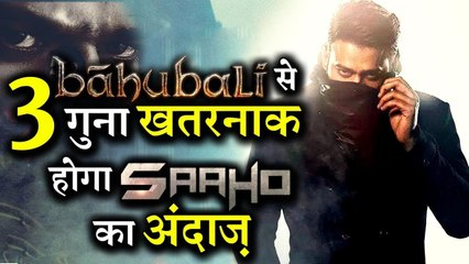 Prabhass Saaho Action Scenes Will be Bigger Than Baahubali