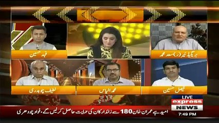 Imran khan Statement Shouldn't Be Taken Seriously.. Saad Mohammad