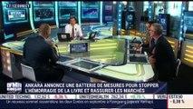 Le Club de la Bourse: Christopher Dembik, David Ganozzi et Vincent Juvyns - 13/08
