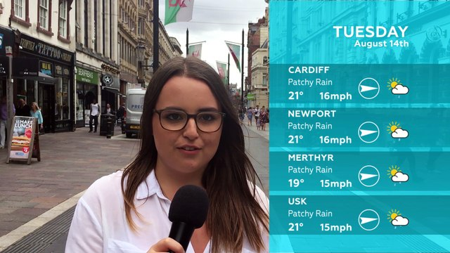 WEATHER: August 14th 2018