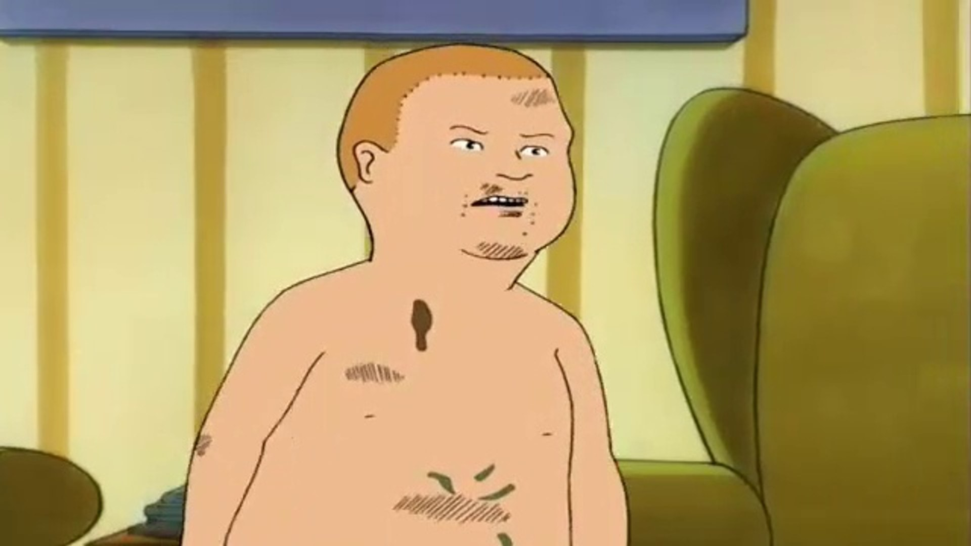 King of the Hill S6 - 01 - Bobby Goes Nuts